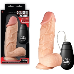 Day Glow Willy Özel Vibratör 26 cm/ Fantazi Penis